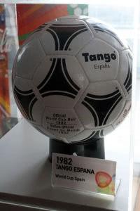 Spielball Weltmeisterschaftsendrunde 1982 in Spanien