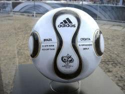 Deutschland WM Ball 2006 Teamgeist