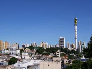 WM in Brasilien Stadt Cuiaba