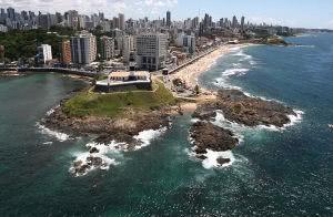 Austragungsort Salvador da Bahia - Fussball WM 2014 in Brasilien