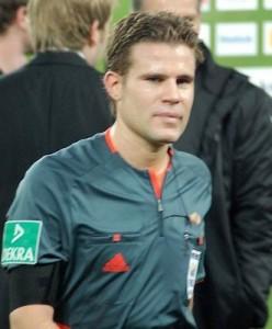 Schiedsrichter Brych für Deutschland bei Weltmeisterschaft in Brasilien