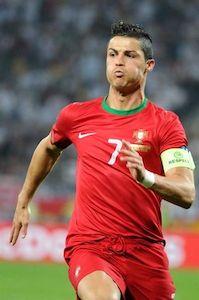 Cristiano Ronaldo hat auf Facebook die meisten Fans