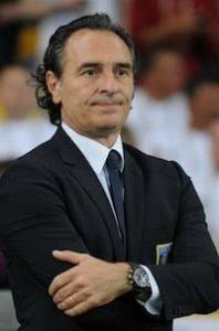Prandelli könnte seinen Vertrag als Italien Trainer verlängern