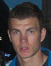 Edin Dzeko - WM 2014 Star von Bosnien
