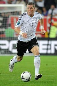 Schweinsteiger soll die DFB-Elf bei der WM 2014 im Mittelfeld lenken
