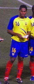 Antonia Valencia möchte mit Ecuador unbedingt die WM Vorrunde überstehen