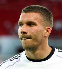 Sprücheklopfer Lukas Podolski