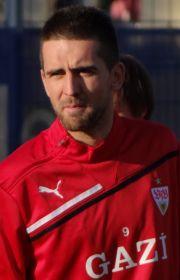 Vedad Ibisevic zählt zu Bosniens WM Aufgebot