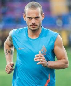 Wesley Sneijder soll an alte Leistungen aknüpfen