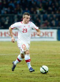 Xherdan Shaqiri ist der Star der Schweiz