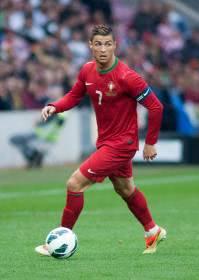 Ronaldo ist Portugals Ass im Ärmel
