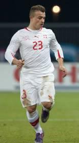 Shaqiri - einer von neun Schweizer WM-Startern aus der Bundesliga