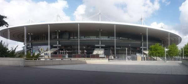 EM Stadien Stade de France