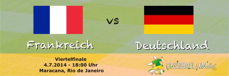 Frankreich gegen Deutschland Vorschau