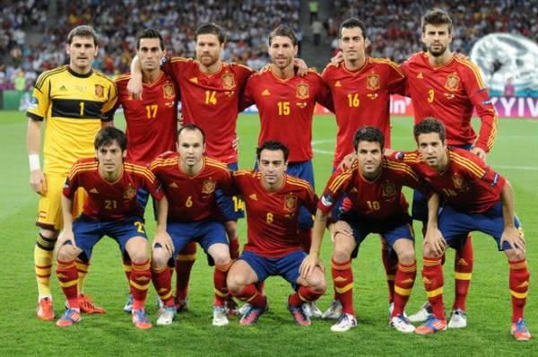 EM 2012 Finale Sieger