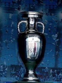 Der UEFA EM Pokal