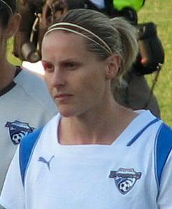 Kelly Smith - Rekordtorschützin England Frauen Nationalteam