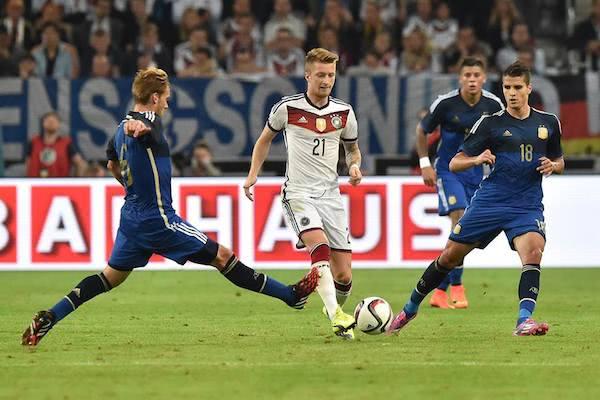 Marco Reus im DFB Trikot