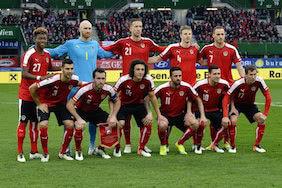 Österreich Fußball Nationalteam
