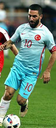 Türkeis Arda Turan