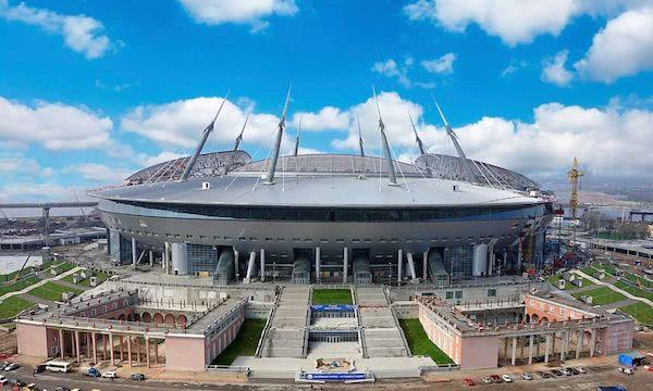 Sankt-Petersburg Stadion