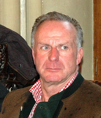 Bayern-Boss Karl Heinz Rummenigge