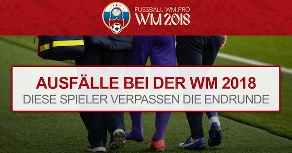 Verletzte Spieler Deutschland