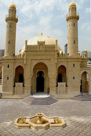 Tezepir Moschee in Baku