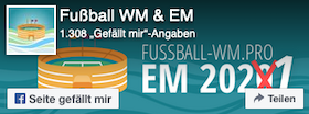 fussball-wm.pro Facebook Screenshot