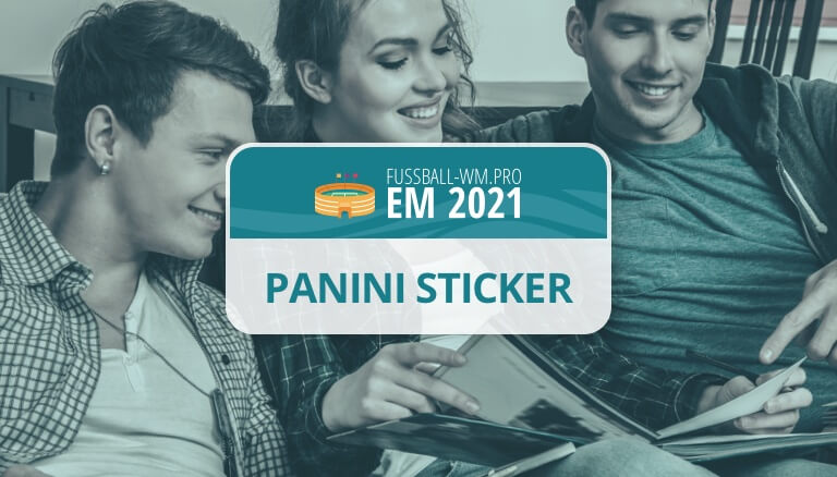 Panini Sticker EM 2021