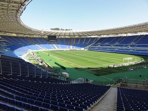 EM 2020 Spielort: Stadio Olimpico in Rom