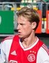 Frenkie de Jong als EURO 2021 Star der Niederlande