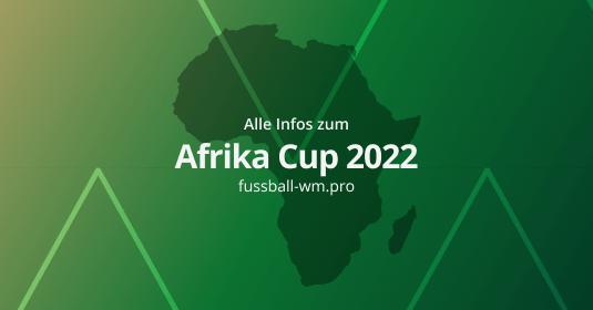 Alles was du über den Afrika Cup 2022 in Kamerun inklusive Wettquoten wissen musst